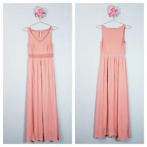 3 FOR $15 Lauren Conrad Coral Maxi Dress